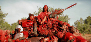 ZOMBIEWORLD (Marc Velasco in FIST OF JESUS) (publicity still)