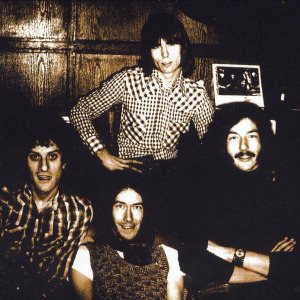 Bedlam (Frank Aiello, Dave Ball, Cozy Powell, Denny Ball) (publicity photo)