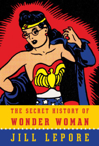 secret history of wnder woman cover
