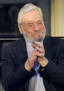 Stephen Sondheim, 2010 (photo credit: ASSOCIATED PRESS/HENNY RAY ABRAMS)