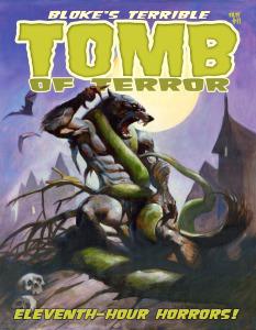 TOMB OF TERROR #11