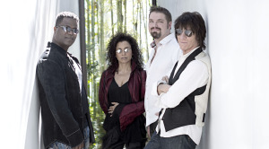 Jeff Beck, circa 2014 (Jonathan Joseph, Rhonda Smith, Nicolas Meier, Jeff Beck) (publicity photo)
