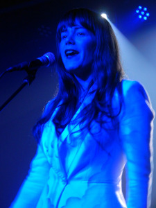 Jenny Lewis (photo credit: DARREN TRACY)