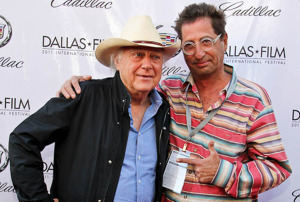 Jerry Jeff Walker and Patrick Tourville, 2011 (uncredited photo)