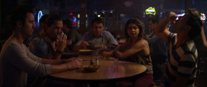 SEE YOU IN VALHALLA (Bret Harrison, Steve Howey, Michael Weston, Sarah Hyland, Alex Frost) (publicity still)