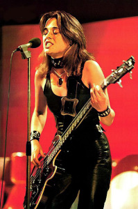 Suzi Quatro (uncredited photo)