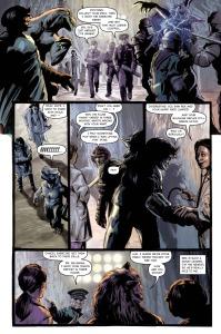 BEHEMOTH, issue 2, page 3 (Written by CHRIS KIPINIAK, art by JK WOODWARD)