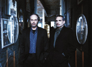 Steely Dan (Walter Becker, Donald Fagen) (photo credit: DANNY CLINCH)