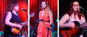 River Kittens (Mattie Schell; Martha Mehring; Allie Vogler) (photo credits: DARREN TRACY)