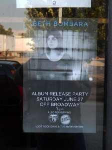 Window Time With Beth Bombara (photo credit: DARREN TRACY)