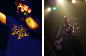 Jasta (Jamey Jasta; Chris Beaudette) (photo credits: DARREN TRACY)