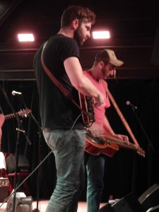 The Hillbenders (Mark Cassidy, Chad Graves) (photo credit: DARREN TRACY)