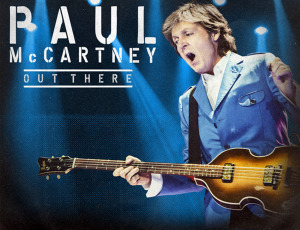 Paul McCartney Out There US Tour