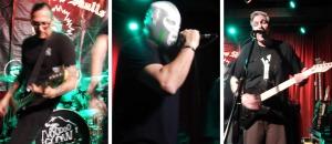 Voodoo Glow Skulls (Jorge Casillas; Frank Casillas; Eddie Casillas) (photo credits: DARREN TRACY)
