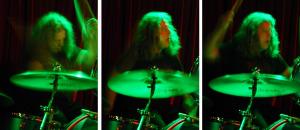 Acid King (Joey Osbourne) (photo credits: DARREN TRACY)