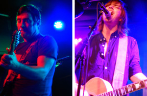Old 97's (Ken Bethea; Rhett Miller) (photo credits: DARREN TRACY)