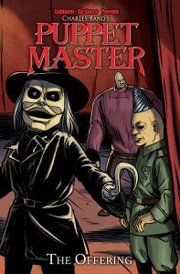 PUPPET MASTER VOLUME 1