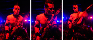 Doyle (Doyle Wolfgang von Frankenstein) (photo credits: DARREN TRACY)