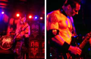 Doyle (Doyle Wolfgang von Frankenstein with Brandon Pertzborn; Doyle) (photo credits: DARREN TRACY)