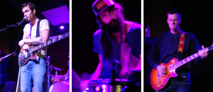 All Them Witches (Michael Parks, Junior; Robby Staebler; Ben McLeod) (photo credits: DARREN TRACY)