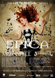 Epica-Tour