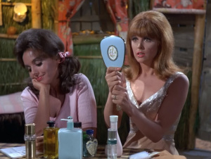 GINGER OR MARY ANN? (Dawn Wells and Tina Louise... the debate continues) (video still)