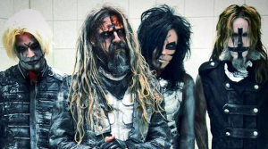 Rob Zombie (John Five, Rob Zombie, Piggy D, Ginger Fish) (publicity photo)