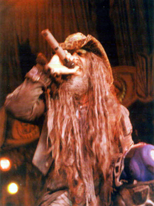 Rob Zombie, OZZFEST (photo credit: DARREN TRACY)