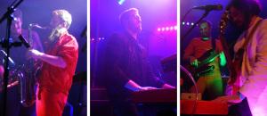 Turkuaz (Josh Schwartz, Greg Sanderson; Chris Brouwers; Taylor Shell, Craig Brodhead) (photo credits: DARREN TRACY)