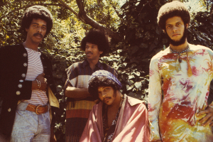 Love (Robert Rozelle, Melvan Whittington, Arthur Lee, Joe Blocker) (photo credit: HERBERT W WORTHINGTON)