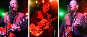 Reverend Horton Heat (Jim Heath) (photo credits: DARREN TRACY)