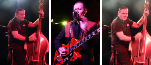 Reverend Horton Heat (Jimbo Wallace; Jim Heath; Jimbo Wallace) (photo credits: DARREN TRACY)