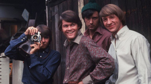 The Monkees, circa 1967 (Davy Jones, Micky Dolenz, Mike Nesmith, Peter Tork) (uncredited photo)