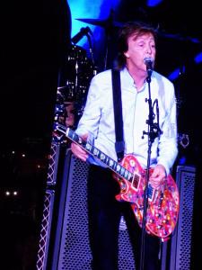 Paul McCartney (photo credit: JEFF KING)