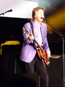 Paul McCartney (photo credit: JEFF KING)