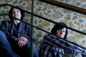 The Posies (Jon Auer, Ken Stringfellow) (photo credit: DOT PIERSON)