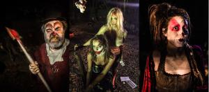 CLOWNTOWN (Alan Tuskes; Katie Keene, Lauren Elise Compton; Beki Ingram) (publicity stills)