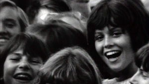 EIGHT DAYS A WEEK: THE TOURING YEARS (a 14 year old Sigourney Weaver at the Hollywood Bowl in 1964) (uncredited photo)