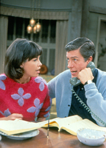 THE DICK VAN DYKE SHOW (Mary Tyler Moore, Dick Van Dyke) (publicity photo)