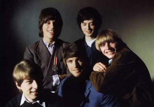 The Yardbirds, 1966 (Chris Dreja, Jeff Beck, Jim McCarty, Jimmy Page, Keith Relf) (publicity photo)