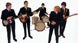 The Yardbirds, 1966 (Chris Dreja, Paul Samwell-Smith, Jim McCarty, Keith Relf, Jeff Beck) (publicity photo)