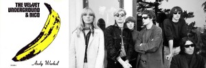 THE VELVET UNDERGROUND AND NICO; The Velvet Underground (Nico, Andy Warhol, Maureen Tucker, Lou Reed, Sterling Morrison, John Cale) (publicity photo)