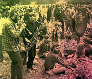 The Summer of Love (San Francisco, 1967) (photo credit: SAN FRANCISCO CHRONICLE ARCHIVES)