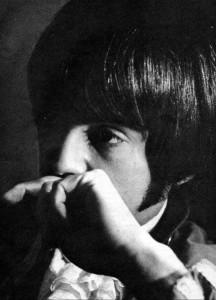 Mark Lindsay, 1967 (photo credit: TEEN LIFE MAGAZINE)